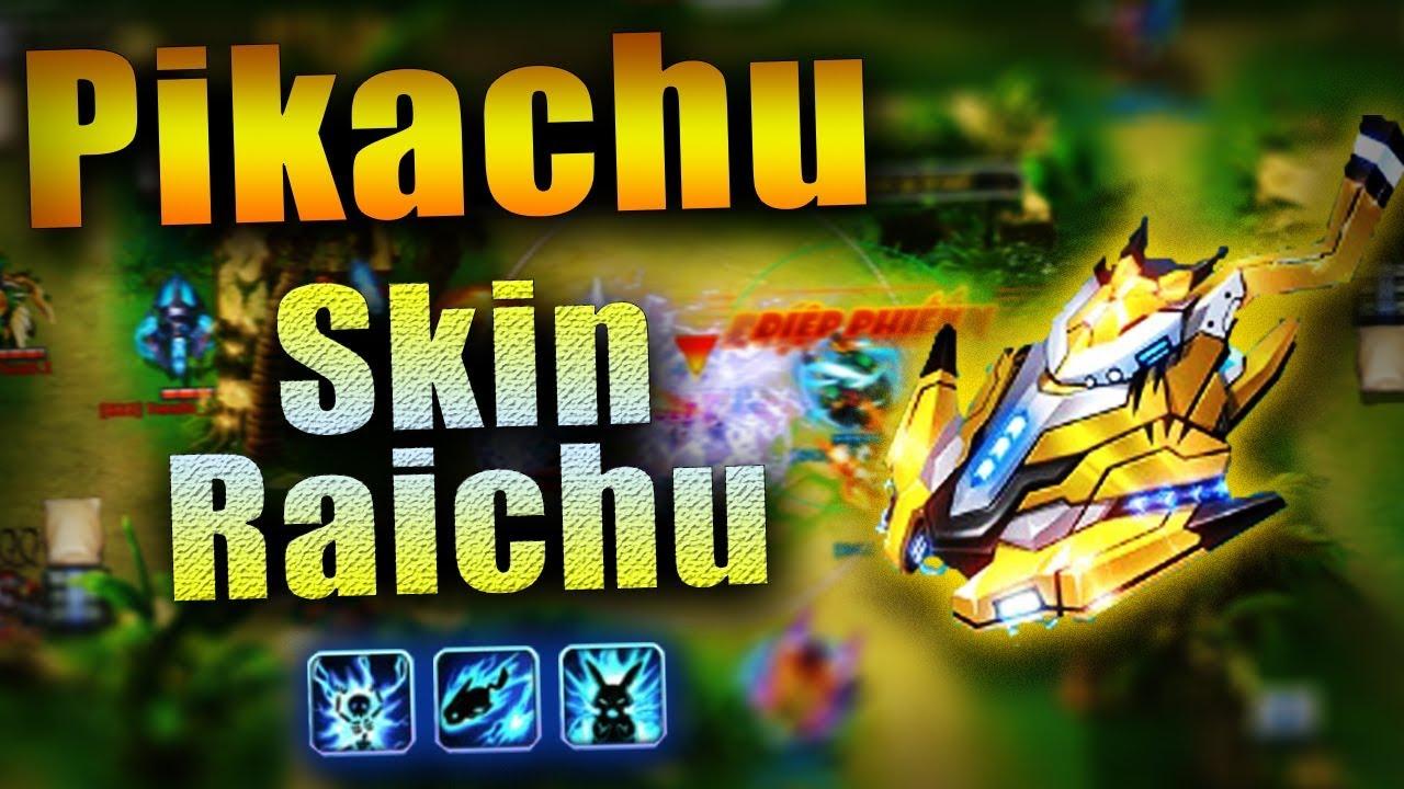 Bang Bang trên zing me – Pikachu Skin Raichu