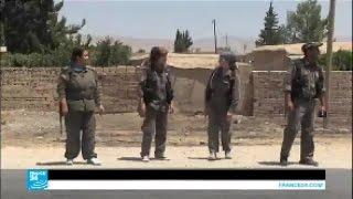وثائقي حصري على فرانس24 من داخل معركة الشدادي