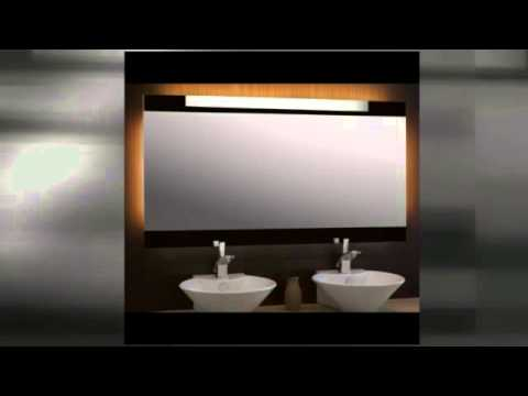 bad spiegel lampe led youtube. Black Bedroom Furniture Sets. Home Design Ideas