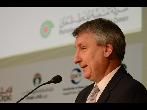 Raoul Restucci - MD, Petroleum Development Oman (PDO)