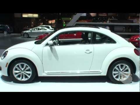 2013 Volkswagen Beetle TDI - 2012 Chicago Auto Show