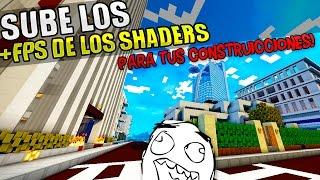 EL MEJOR TEXTURE PACK PARA CONSTRUCCIONES! - SUBE FPS DE LOS SHADERS!