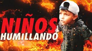 NIÑOS HUMILLANDO AL RIVAL EN BATALLAS DE RAP - TREMENDO! thumbnail