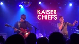 Lucky Shirt - Kaiser Chiefs live at Brudenell Leeds From new Album #39Duck#39