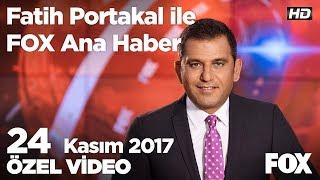 Cuma indirimi furyası Türkiye'de! 24 Kasım 2017 Fatih Portakal ile FOX Ana Haber