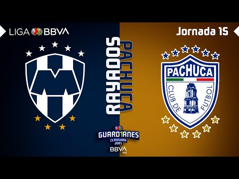 Monterrey Pachuca Goals And Highlights