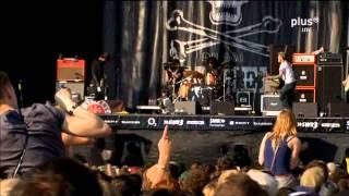 The Gaslight Anthem - Biloxi Parish (live @ Rock Am Ring 2011)