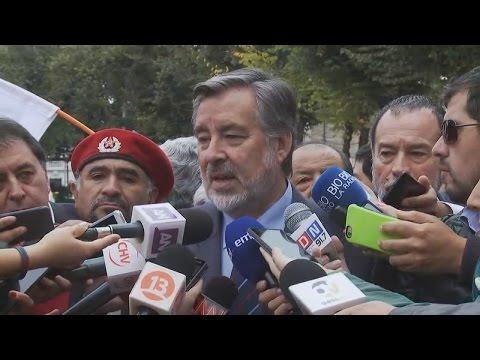 """Alejandro Guillier: """"¿Qué reforma hizo Piñera que marcó a Chile? Ninguna"""""""