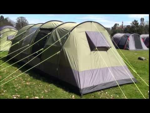 Gelert Horizon 6 Tent 2015 & Gelert Horizon 6 Tent 2015 - YouTube