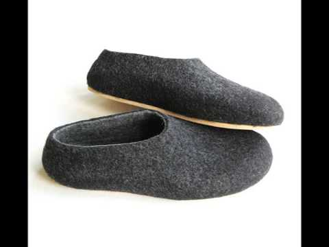 88bc4ea2e2b Wool Slippers Collection
