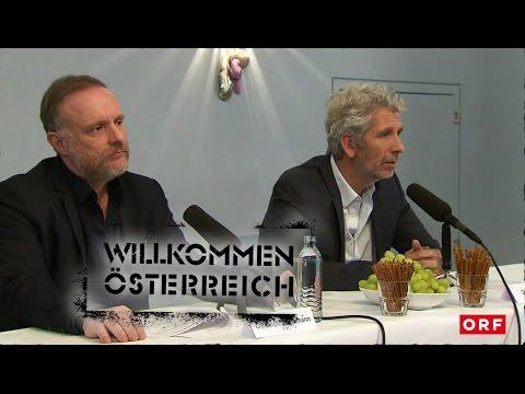 Pressekonferenz Willkommen Österreich | WÖ vom 10. Jänner 2017