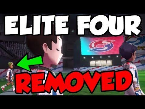 elite-4-removed-in-pokemon-sword-and-shield?!