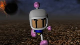 Bomberman World  (PS1) Playthrough - NintendoComplete