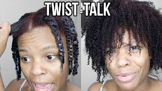 My Natural Hair Is DAMAGED? Addressing Comments...