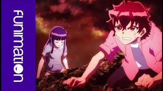 Twin Star Exorcists - Official Clip - Byakko