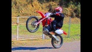 Honda CRF 80cc dirtbike review
