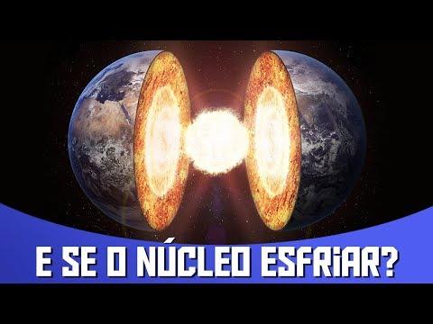 E Se o Núcleo da Terra Esfriar? | AstroPocket