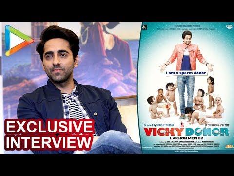 Ayushmann Khurrana   Full Interview   6 Years Of Vicky Donor