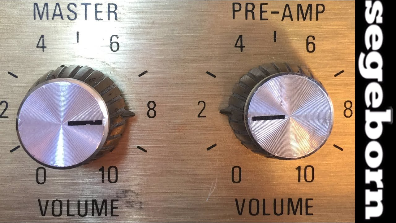 Home friendly tube amp - Ultimate Guitar