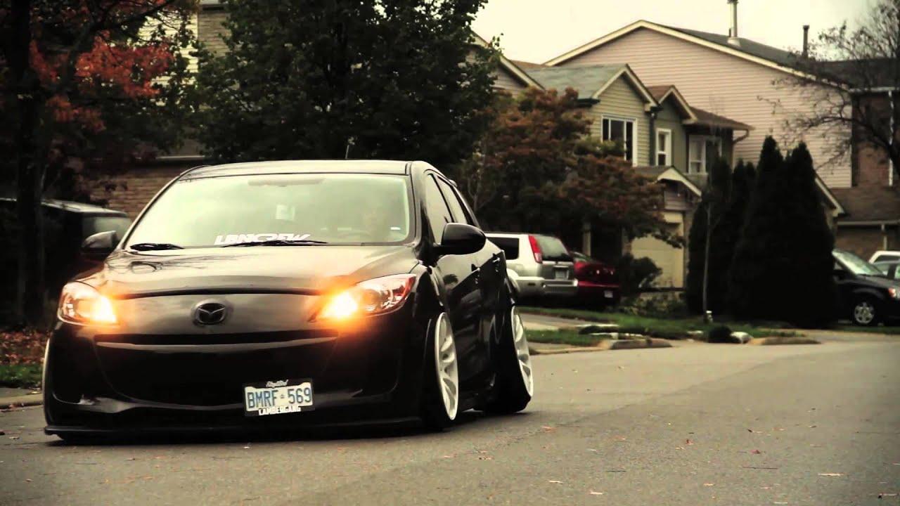 Mazda 3 Work Wheels