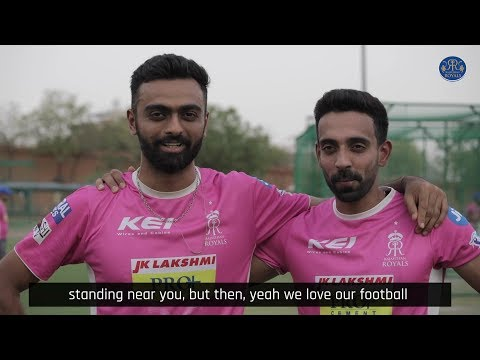 जयदेव उनादकट और धवल कुलकर्णी | रॉयल मुकाबला | आईपीएल 2019 | राजस्थान रॉयल्स