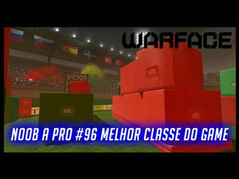 WARFACE NOOB A PRO #96 MELHOR CLASSE DO GAME thumbnail