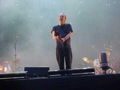 Radiohead - The Gloaming (Thom A Cappella) @ Tecnópolis, Buenos Aires 4/14/18