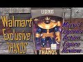 Walmart Exclusive Marvel Legends THANOS Action Figure Unboxing & Review