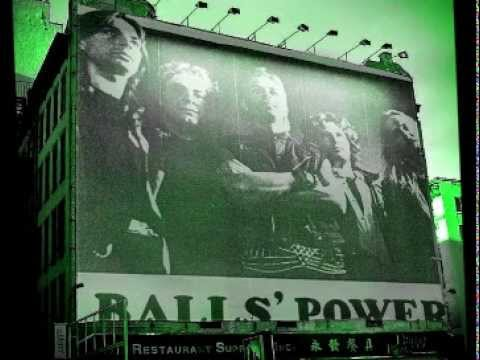 Balls Power XES.wmv Full Album 1991 Travel Video