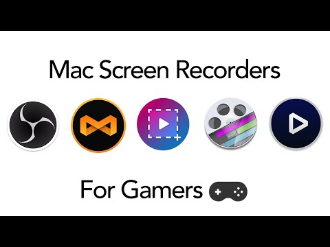 How to screen capture video on mac