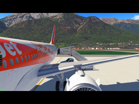 XP11| A 320 |LOWI-EDDF |Photo realistic| BlueFX|Ortho|Amazing Cinematic|1080 p