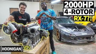 Download The Wildest RX-7 Build Ever? Visiting Rob Dahm's Rotary Palace Mp3 and Videos