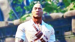 JUMANJI THE VIDEO GAME Trailer (2019) PS4 / Xbox One / PC