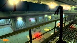 Black Mesa : Source - Gameplay découverte FR HD