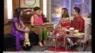The Chindian Diaries_The Breakfast Show Deepavali Special on NTV7