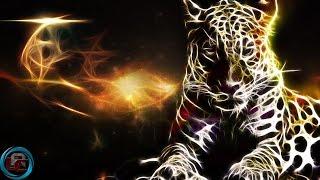 Fractal Tiger Wallpaper [Speed Art]
