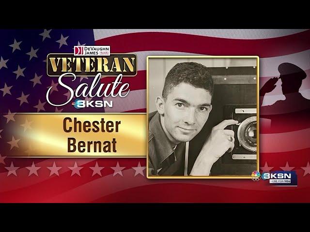 Veteran Salute: Chester Bernat