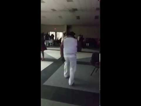 Stony Murphy Performing Sugar Foot (Live)