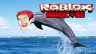 Roblox HC! Part 2 - GREG'S A DOLPHIN!