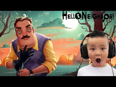 Hello Neighbor ACT 1 Gameplay With CKN Gaming