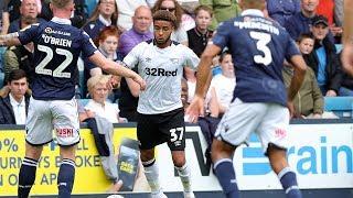 SHORT MATCH HIGHLIGHTS | Millwall Vs Derby County