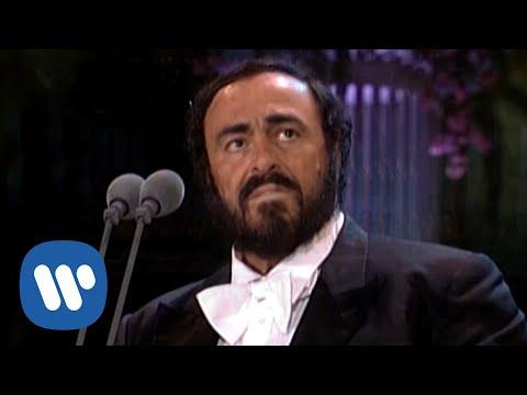 Luciano Pavarotti - Ave Maria (Schubert)