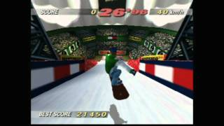 CGRundertow 1080 SNOWBOARDING for Nintendo 64 Video Game Review