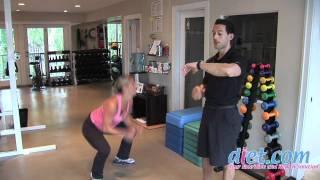 Quick Burn Interval Workout - Diet.com Video