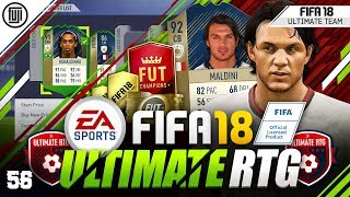 WELCOME MALDINI!!! FIFA 18 ULTIMATE ROAD TO GLORY! #56 - #FIFA18 Ultimate Team