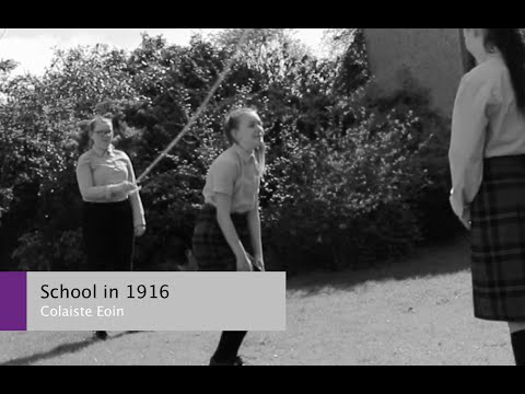 School in 1916