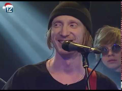 Концерт группы Борис Грим и Братья Грим на 12 канале (31.12.15)