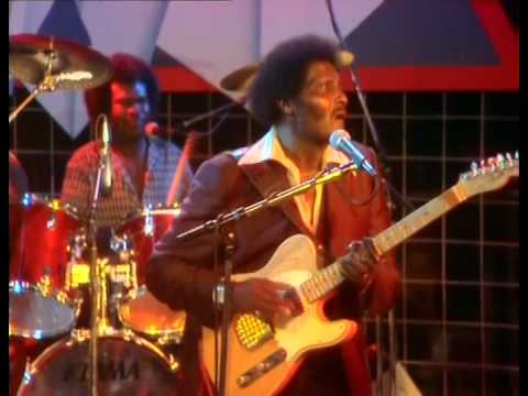 Albert Collins & The Icebreakers 1985 I Got That Feeling