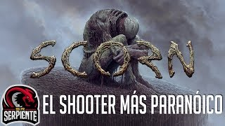 EL SHOOTER MAS PARANOICO   SCORN Alpha - Shooter, terror indie #AlphaReport