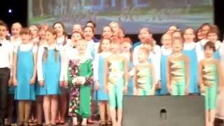 02-06-2016  региональный  отчётный  концерт  в городе  калуга